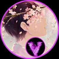 动漫版的右下角带v的恋人头像